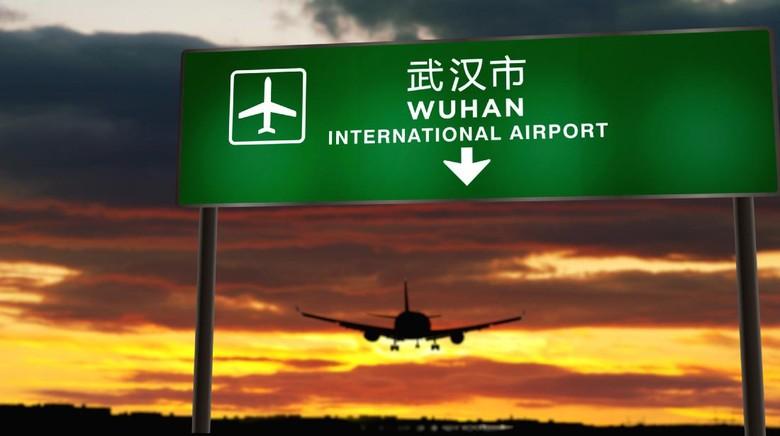 Wow, Penerbangan Jakarta – Wuhan Kembali Dibuka