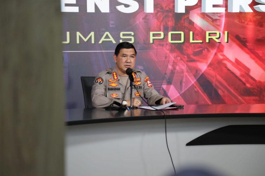 Polri Kirim Permohonan Ekstradisi Jozeph Paul Zhang