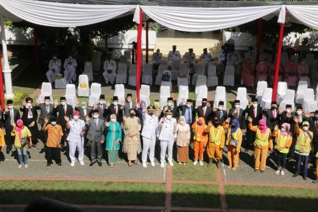 Wali Kota Medan Beri Tempat Terhormat Kepada Petugas P3SU dan Melati Bestari