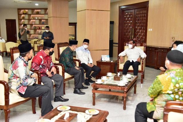 Gubernur Edy Rahmayadi Minta Raker MABMI Sumut Hasilkan Program Merakyat