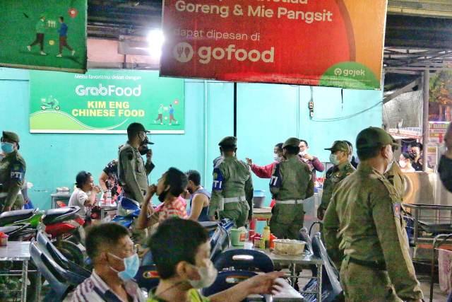 Pemko Medan Tertibkan Restoran Chinese Food Dijalan Mandala By Pass