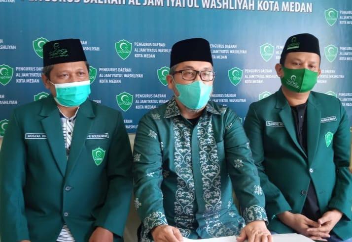 Hafiz Harahap : Al Washliyah Medan Minta Walikota Perhatikan Pendidikan Islam