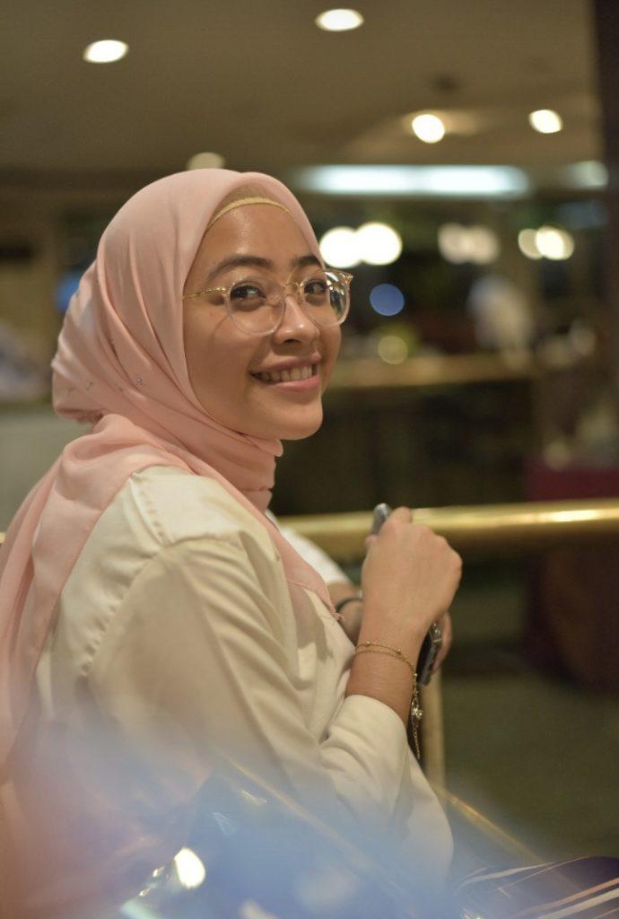TOP 10 World Muslimah Ini Ajak Pemuda Peduli Kesehatan Anak Dari Bahaya Rokok