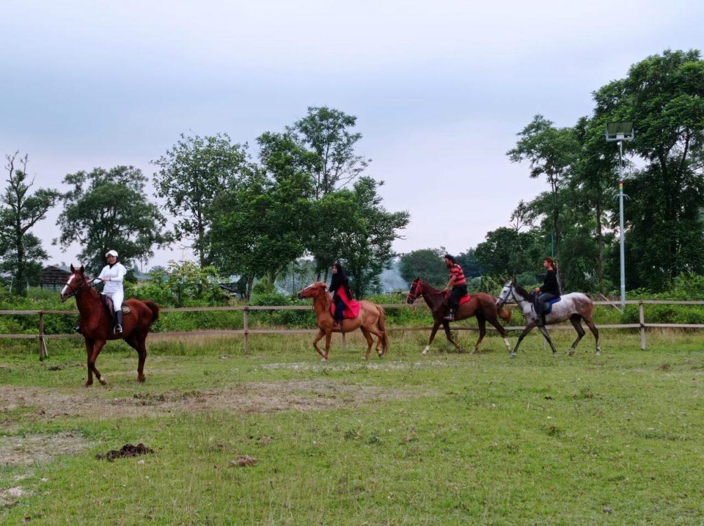 Pemko Siap Hidupkan Kembali Olahraga Berkuda di Kota Medan