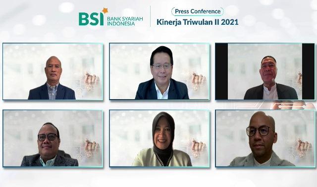 BSI Torehkan Kinerja Impresif, Laba Bersih Naik 34,29% & User Mobile Banking Tembus 2,5 Juta
