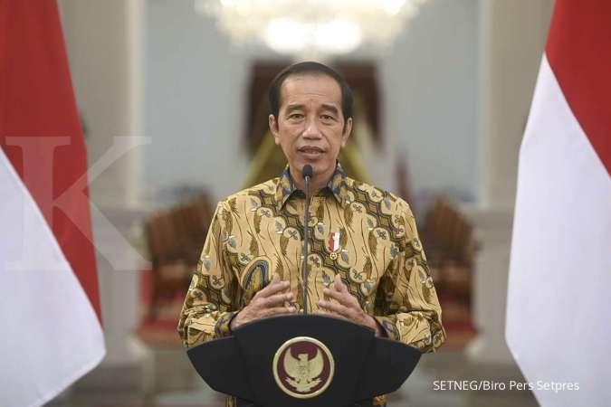 Jokowi Perpanjang PPKM Level-4 Hingga 9 Agustus