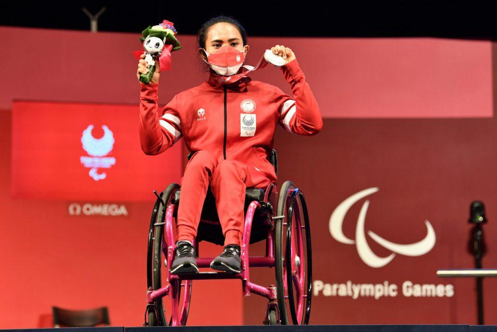 Indonesia Raih Medali Perdana di Paralimpiade Tokyo