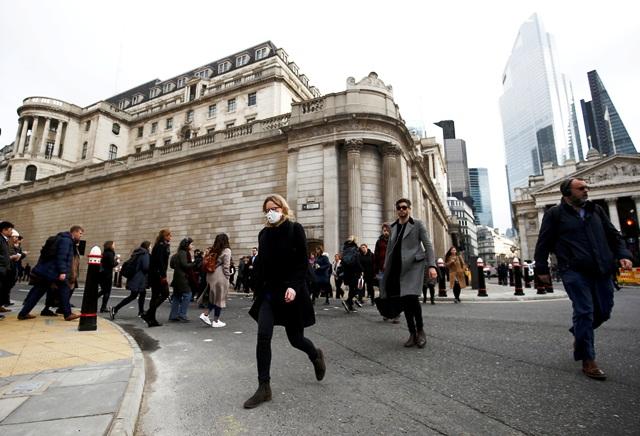 Kasus COVID Inggris naik 7,6 persen dalam seminggu