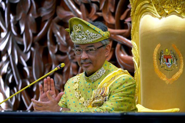Usai Lantik PM Baru, Raja Malaysia Seru Para Politisi Fokus Hadapi Pandemi Covid-19