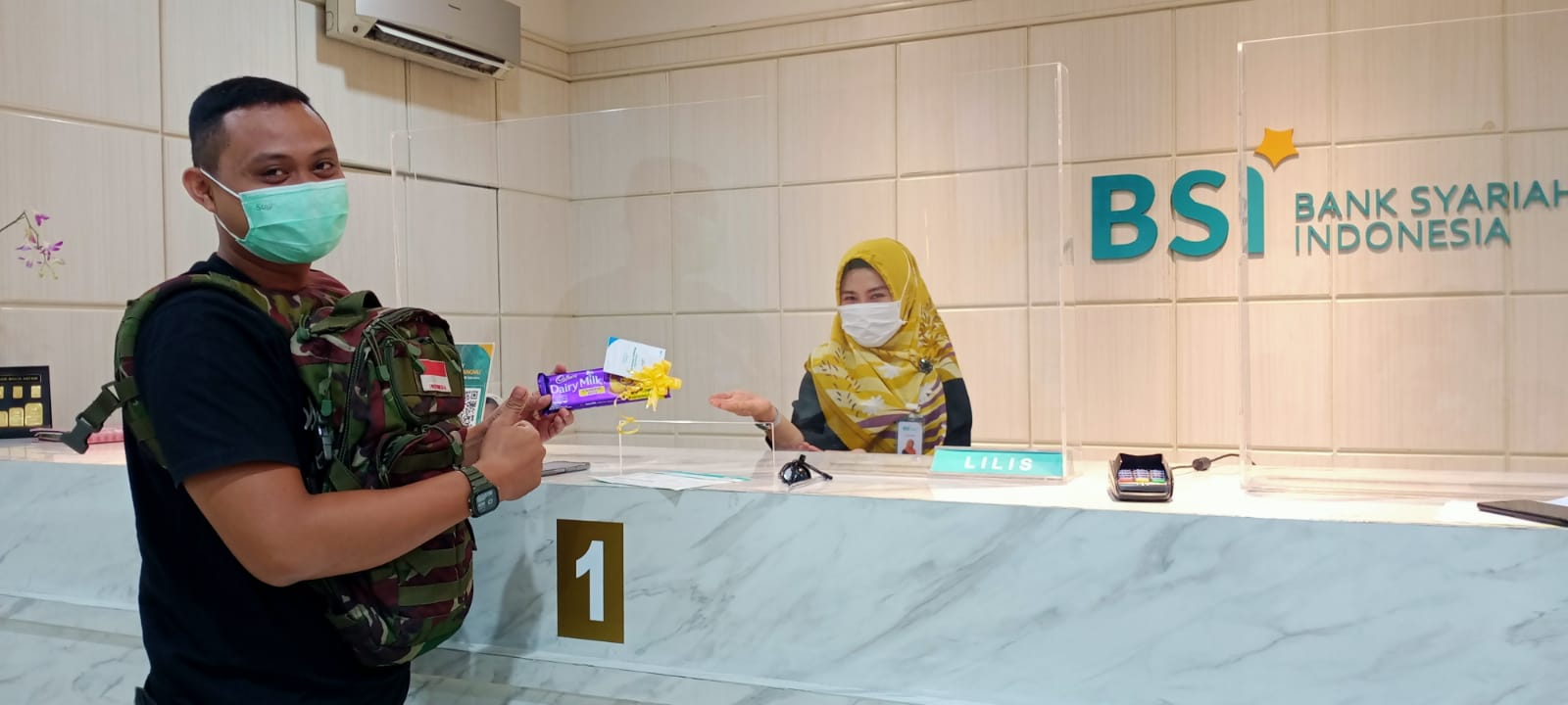 Peringati Hari Pelanggan, Bank Syariah Indonesia Region 2 Medan  Perkuat Ultimate Service melalui Transformasi Digital
