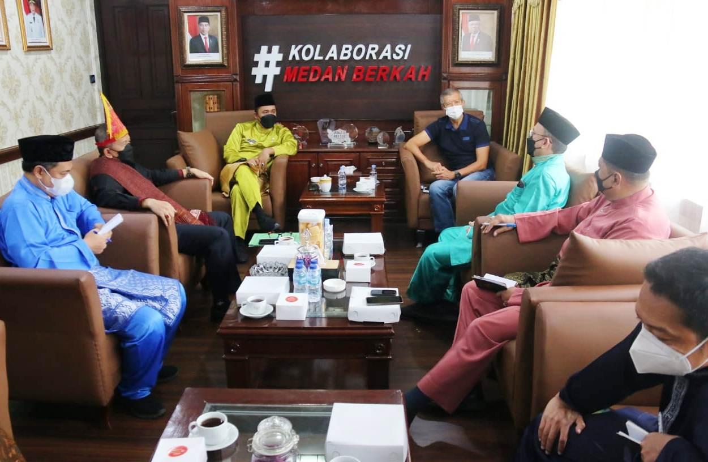 Pemko Medan Ingin Jadikan Lapangan Merdeka Sebagai RTH Kota Medan