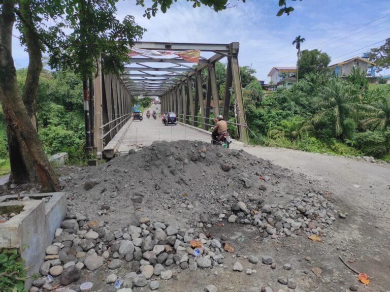 Gubsu Edy Respon Cepat Jembatan Tuntungan yang Viral Karena Dugaan Pungli