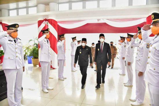 Tiga Tahun Eramas, DPRD Sumut : Tak Ada Setoran Jabatan, Kasus Korupsi Menurun