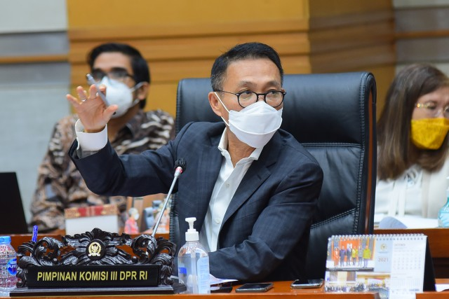 Komisi III Minta Kepolisian Jalankan Tugas Secara Humanis