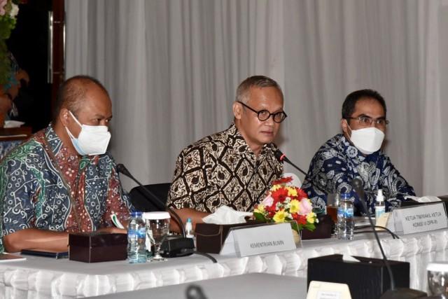 Komisi VI DPR RI Minta Bio Farma Fokus Pada Upaya Penanganan Covid-19