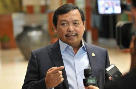 Biaya Membengkak,  Komisi VI DPR RI Minta BPK Audit Proyek Kereta Cepat Jakarta-Bandung