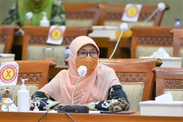 Cegah Varian MU, Netty Aher : Jangan Ragu Tutup Akses Masuk Indonesia