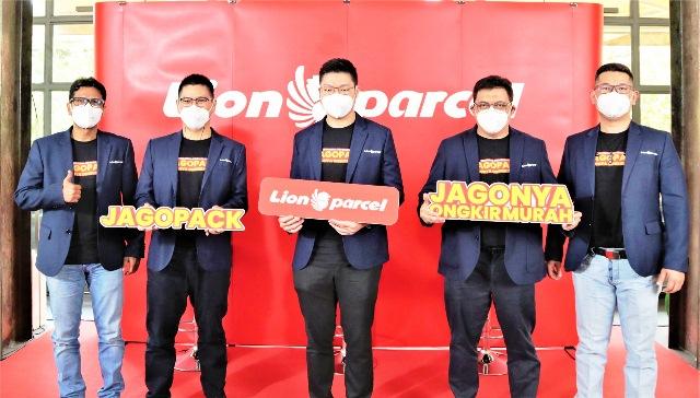 Dukung Pemulihan Ekonomi UMKM, Lion Parcel Luncurkan Layanan Pengiriman Murah JAGOPACK