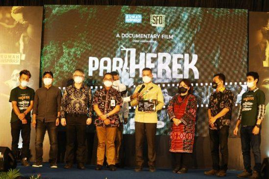 TPL Apresiasi Produksi Film parHEREK Masuk Nominasi FFI 2021