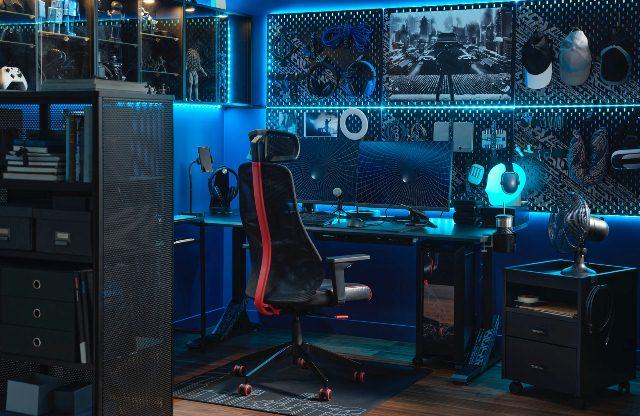 IKEA dan ROG Hadirkan Lini Furniture Gaming dengan Performa Handal dan Desain Ergonomis